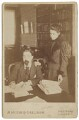 Sidney James Webb, Baron Passfield; Beatrice Webb, by Martin & Sallnow - NPG P1292(10)