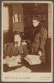 Sidney James Webb, Baron Passfield; Beatrice Webb, by Martin & Sallnow - NPG P1292(13)