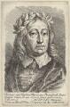John Milton, by Jonathan Richardson, after  William Faithorne - NPG D30106