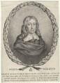 John Milton, by Giovanni Battista Cipriani, after  William Faithorne - NPG D30111