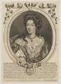 Mary of Modena, by and published by Nicolas de Larmessin, after  Nicolas de Largillière - NPG D32748