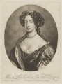 Mary of Modena, by and sold by Isaac Beckett, after  Sir Godfrey Kneller, Bt - NPG D32749