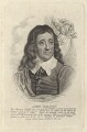 John Milton, published by William Darton, after  William Faithorne - NPG D30114