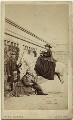 John Brown; Princess Louise Caroline Alberta, Duchess of Argyll; Queen Victoria, by W. & D. Downey - NPG x3608