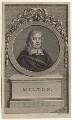 John Milton, by Francesco Bartolozzi, after  William Faithorne - NPG D30118