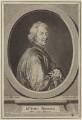 John Dryden, by Jan van der Leuw (Leeuw), after  Sir Godfrey Kneller, Bt - NPG D30120
