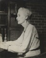 Beatrice Webb, by Unknown photographer - NPG P1292(37)