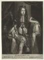 King William III, published by Nicolaes Visscher II, after  Unknown artist - NPG D32763