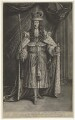 King William III, by Bernard Lens (II), published by  Edward Cooper, after  Unknown artist - NPG D32765