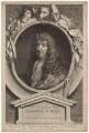 Samuel Butler, by George Vertue, after  Gilbert Soest - NPG D30135