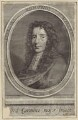 Edmund Waller, by Peter Vanderbank (Vandrebanc), after  Sir Peter Lely - NPG D30145