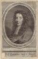 Edmund Waller, by Peter Vanderbank (Vandrebanc), after  Sir Peter Lely - NPG D30145