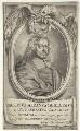 James Alban Gibbes (Ghibbes), by Albert Clouet (Clouwet, Clowet), after  Pietro da Cortona - NPG D30169