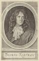 Thomas Flatman, by Robert White, after  John Hayls - NPG D30173