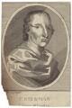 Francis Kirkman, after Unknown artist - NPG D30180