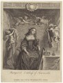 Margaret Cavendish (née Lucas), Duchess of Newcastle upon Tyne, after Abraham Diepenbeeck, published by  William Richardson - NPG D30184