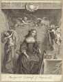 Margaret Cavendish (née Lucas), Duchess of Newcastle upon Tyne, after Abraham Diepenbeeck, published by  William Richardson - NPG D30189