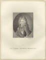 Anthony Hamilton, by Ignatius Joseph van den Berghe - NPG D30213