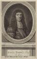 John Aubrey, by Michael Vandergucht, after  William Faithorne - NPG D30214