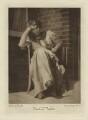 Beatrice Webb, by George Bernard Shaw, copy by  Emery Walker Ltd - NPG x12675