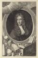 Robert Boyle, by George Vertue, after  Johann Kerseboom, published by  John & Paul Knapton - NPG D30347