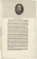 John Evelyn, by William Holl Sr, or by  William Holl Jr - NPG D30351