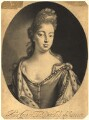 Elizabeth Seymour (née Percy), Duchess of Somerset, by William Clarke - NPG D9179