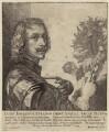 Sir Anthony van Dyck, by Wenceslaus Hollar, after  Sir Anthony van Dyck - NPG D30353