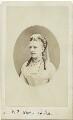 Sara Wood (née Dobson), by William Hanson - NPG Ax38165