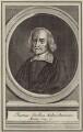 Thomas Hobbes, after William Faithorne - NPG D30362