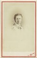Madame Stolypine, by Nadar (Gaspard Félix Tournachon) - NPG x38811
