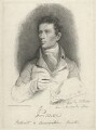 John Cawse, by Ebenezer Stalker, published by  D. Rymer, after  John Opie - NPG D32792