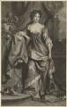 Queen Anne when Princess of Denmark, by John Smith, after  Willem Wissing, after  Jan van der Vaart - NPG D32794