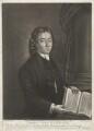 John Cennick, by Philip Dawe, after  A.L. Brandt - NPG D32807