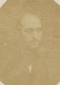 William Michael Rossetti, by Henrietta Rintoul - NPG P1273(26f)