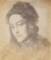 Christina Georgina Rossetti, after Dante Gabriel Rossetti - NPG P1273(1b)
