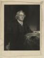 Thomas Chalmers, by Edward Burton, after  Thomas Duncan - NPG D32817