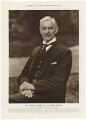 Neville Chamberlain, published by Illustrated London News, after  Vandyk - NPG D32828