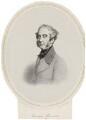 Montagu Chambers, printed by M & N Hanhart, after  Robert Samuel Ennis Gallon - NPG D32829