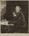 Sir William Chambers, by Valentine Green, after  Sir Joshua Reynolds - NPG D32831