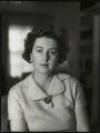 Lady Maureen Helen Stanley (née Vane-Tempest-Stewart), by Bassano Ltd - NPG x154011