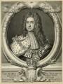King George I, by George Vertue, after  Sir Godfrey Kneller, Bt - NPG D32839