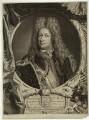 King George I, by Pieter Stevens van Gunst, published by  M. Hennekins - NPG D32845