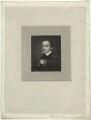James Hamilton Stanhope, by Edward Scriven, after  Samuel John Stump - NPG D32847