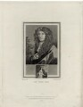 Sir Peter Lely, by John Corner, after  Sir Peter Lely - NPG D30407
