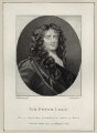Sir Peter Lely, by Andrew Birrell, after  Sir Peter Lely - NPG D30408