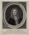 William van de Velde the Elder, by G. Sibelius, after  Sir Godfrey Kneller, Bt - NPG D30422