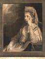 (Margaret) Georgiana Spencer (née Poyntz), Countess Spencer, by Thomas Watson, after  Sir Joshua Reynolds - NPG D9191