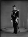 Sir Percival Thomas Nicholls, by Bassano Ltd - NPG x154136