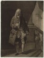 King George II, by William Dickinson, after  Robert Edge Pine - NPG D32865
